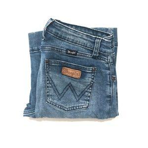 Wrangler Bootcut Jeans Women's Denim Jeans Size W7